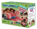 پکیج نقاشی روی لباس Draw jammies