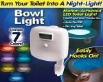 دستگاه نور رنگی توالت 2عددی